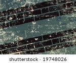 grungy background and... | Shutterstock .eps vector #19748026