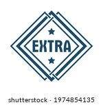 vector premium exclusive label... | Shutterstock .eps vector #1974854135