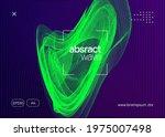 music fest. dynamic fluid shape ...   Shutterstock .eps vector #1975007498