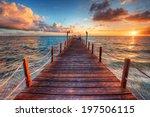 Brilliant Sunrise On A Sea Pie...