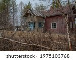 Pretty Old Abandoned House In...