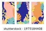 summer background. tropical...   Shutterstock .eps vector #1975184408