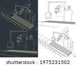 stylized vector illustration of ... | Shutterstock .eps vector #1975231502