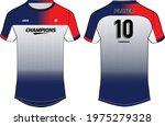 sports jersey t shirt design... | Shutterstock .eps vector #1975279328