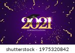abstract party confetti... | Shutterstock .eps vector #1975320842