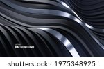 abstract background with 3d... | Shutterstock .eps vector #1975348925