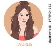 illustration of taurus...   Shutterstock .eps vector #1975404362