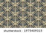 triangle gold balck luxury...   Shutterstock .eps vector #1975409315
