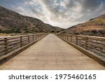 pier at scorpion anchorage on...   Shutterstock . vector #1975460165