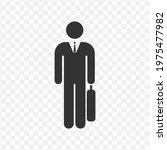 transparent office person icon  ...