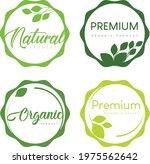 organic   natural   healthy...   Shutterstock .eps vector #1975562642