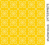 seamless pattern. geometric... | Shutterstock .eps vector #1975599875