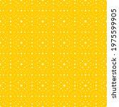 seamless pattern of dots.... | Shutterstock .eps vector #1975599905