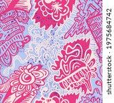 abstract unusual decorative... | Shutterstock .eps vector #1975684742