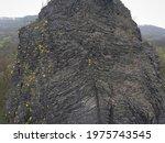 Unique Black Volcanic Basalt...