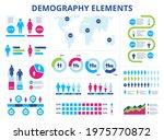 population infographic. men and ... | Shutterstock .eps vector #1975770872