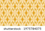 exotic plants  palm leaves ...   Shutterstock .eps vector #1975784075