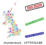 vector cell collage united... | Shutterstock .eps vector #1975926188
