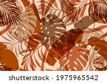 modern exotic seamless pattern. ...   Shutterstock .eps vector #1975965542