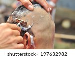 Buddhist Monks Shave Their Hai...