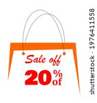 clearance 20  discount in the...   Shutterstock .eps vector #1976411558