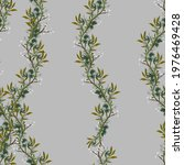 beautiful seamless pattern with ... | Shutterstock . vector #1976469428