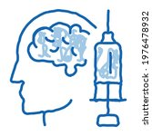 brain syringe injection vaccine ...   Shutterstock .eps vector #1976478932