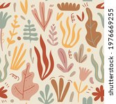 vector hand drawn floral...   Shutterstock .eps vector #1976669255