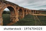 . Skopje Aqueduct Macedonia