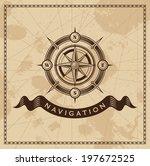 Wind Rose Nautical Compass  ...
