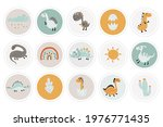labels collection with... | Shutterstock .eps vector #1976771435