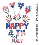 this 4th of july  america's... | Shutterstock .eps vector #1976800328