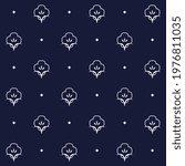 modern masculin fabric design... | Shutterstock .eps vector #1976811035