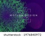electronic fest. geometric show ...   Shutterstock .eps vector #1976840972