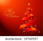 christmas design. vector... | Shutterstock .eps vector #19769557