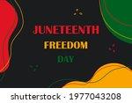 freedom day celebration banner. ... | Shutterstock .eps vector #1977043208
