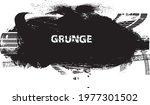 splatter paint texture .... | Shutterstock .eps vector #1977301502
