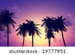 beautiful sunset | Shutterstock . vector #19777951