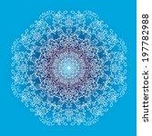 Abstract Vector Mandala