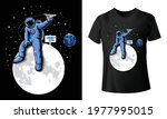 astro missing earth stylish t...   Shutterstock .eps vector #1977995015