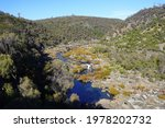 View Into Cataract Gorge From...