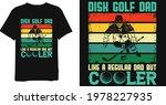disk golf dad like a regular... | Shutterstock .eps vector #1978227935
