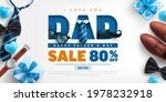 Father's Day Sale Poster Or...