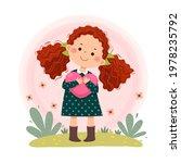 vector illustration cartoon of... | Shutterstock .eps vector #1978235792