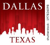 dallas skyline free vector art 642 free downloads