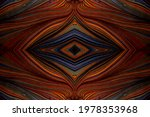 Pattern Made With Symmetry Of A ...