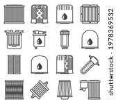 different car filters icons set.... | Shutterstock .eps vector #1978369532
