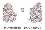 choco border. vector graphic...   Shutterstock .eps vector #1978450928