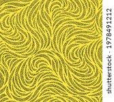 seamless abstract  yeiilow ... | Shutterstock .eps vector #1978491212