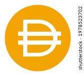 dai token symbol cryptocurrency ... | Shutterstock .eps vector #1978523702